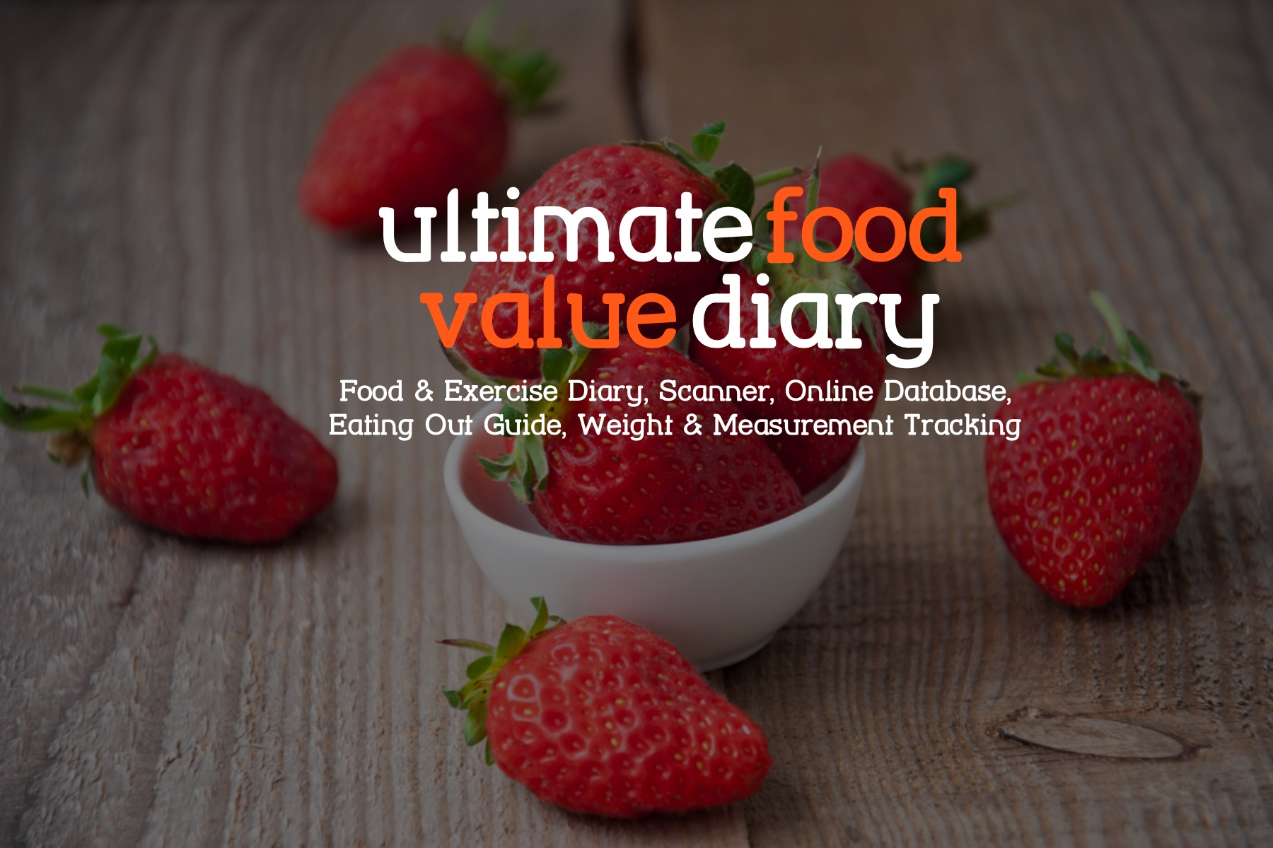 Ultimate Food Value Diary